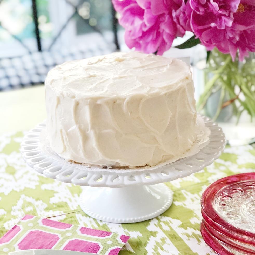 Birthday Cake Melissa K Manos Designs